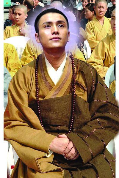 演员陈坤:我每天都读《金刚经》 - deguangjixie - 莱芜 德广