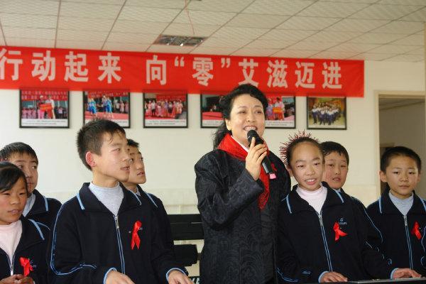 美国人如何看中国第一夫人的风采与魅力