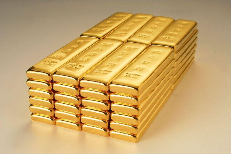 ?可怕的黄金