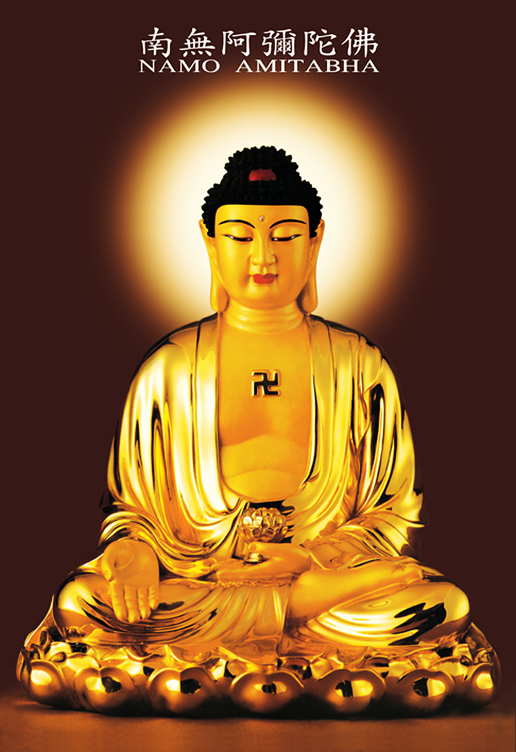 快来看啊!分享给大家很多超高清佛菩萨图片跟一些视频