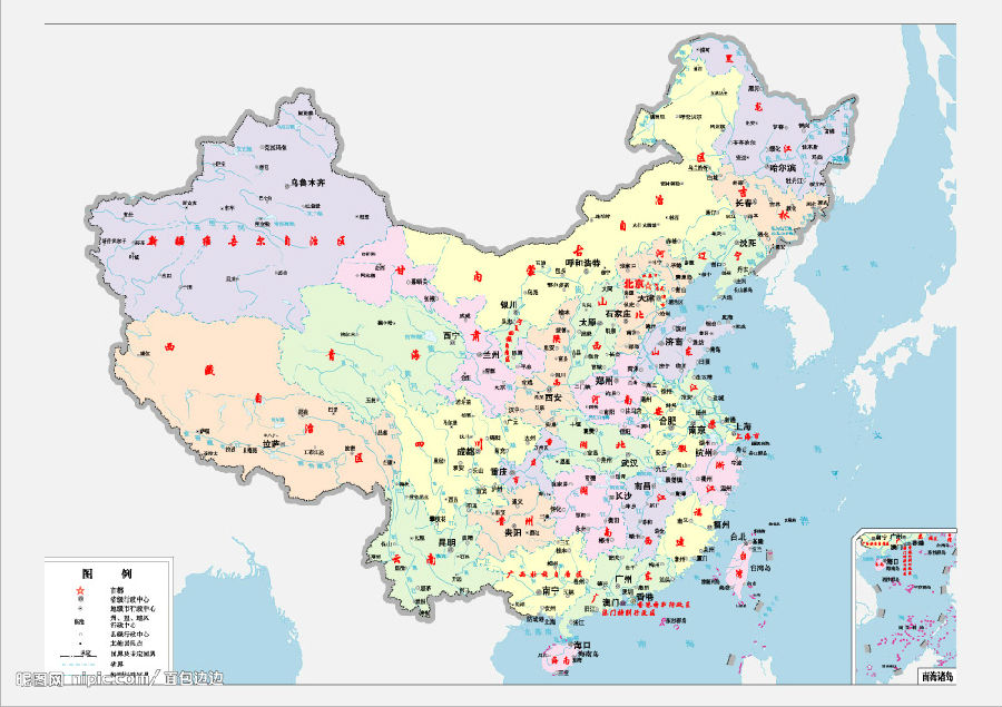 中国森林总蓄积量97图片