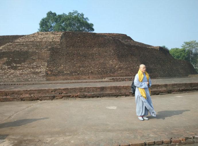 印度朝圣——佛陀曾修行六年的苦行林和牧羊女古塔
