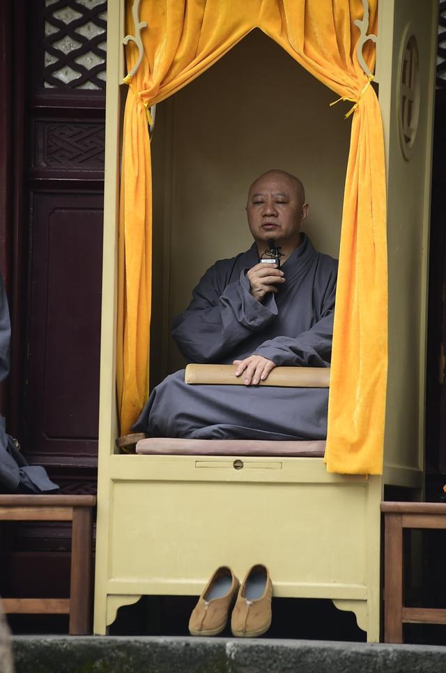 广东省佛教协会会长、光孝寺方丈明生大和尚开示