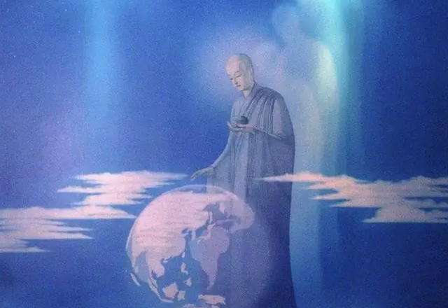 多维世界的生命   我们念阿弥陀佛身金色,相好光明无等伦;白毫宛转五须弥,绀目澄清四大海, 佛这样子来比喻的话,那我们怎么能知道阿弥陀佛呢? 我们以为这是一条大山脉、那是一条大峡谷,有可能这仅是阿弥陀佛的一个皱纹、一个褶皱而已,甚至连阿弥陀佛的一根毫毛也没办法去看,有可能阿弥陀佛的这根毫毛也不是三维、四维这个层次了。   现在我们人类所已知的,又不能够去遐想,因为科学必须要有根据、依据,所以现在探索到的暗物质、暗能量,这已经是一个大方向了。   我们现在对生命的探知还总是停留在