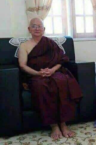 缅甸总统吴登盛新去向:卸任五天即出家!