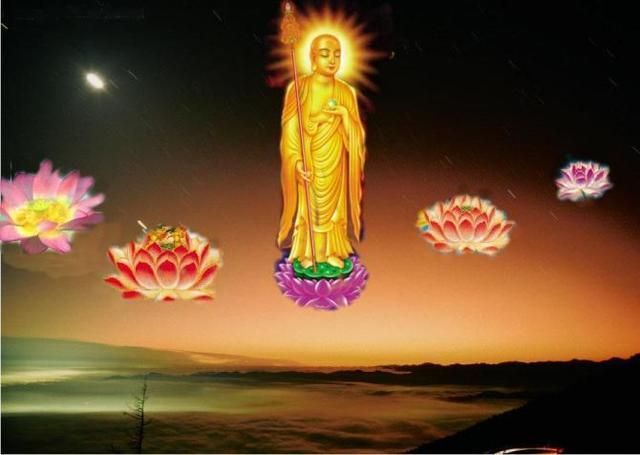 佛菩薩為什麼都坐蓮花