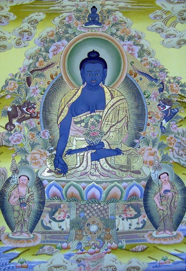 釋悟耀:藥師經是一部冥陽兩利的佛經