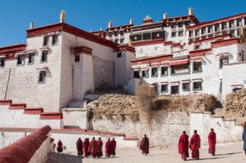 一个特异功能者在西藏的奇异经历 - 纯净心 - 纯净心