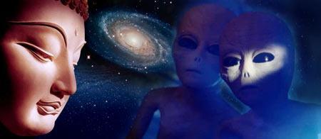 火星有水不算啥 来看佛陀详解外星人形状