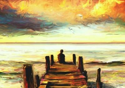 妙祥法师:外边的烦恼是人内心烦恼的化现,有求皆苦 - 伯虎才子 - 夕阳红温馨港湾