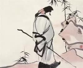 曹植极具殊胜的佛缘,尤喜读佛经。